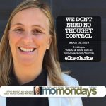 Elke Clarke at momondays Toronto