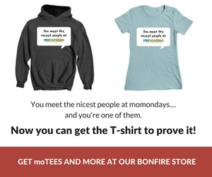 Click here to shop momondays tees and more on our Bonfire store